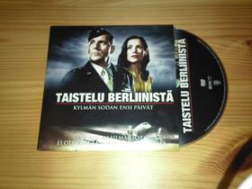 Dvd Taistelu Berliinistä. ilmasilta ww2 kylmäsota, Elokuvat, Kalajoki, Tori.fi