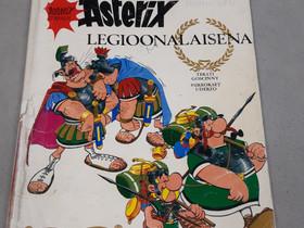 Sarjakuva Asterix Legioonalaisena v.1976, Muu keräily, Keräily, Jyväskylä, Tori.fi