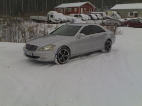 Mercedes-benz s 350 4d automaatti, käsiraha 1640, Autot, Kouvola, Tori.fi