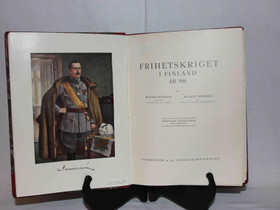 Kirja: FRIHETSKRIGET I FINLAND ÅR 1918, Muut kirjat ja lehdet, Kirjat ja lehdet, Raasepori, Tori.fi