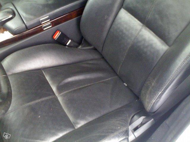 Mercedes-Benz s 350 4d automaatti, käsiraha 1410 2