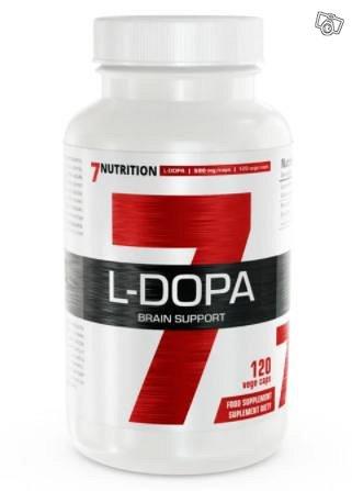 7Nutrition L-DOPA - DOPAMIINI - LIBIDO & JAKSAMINE
