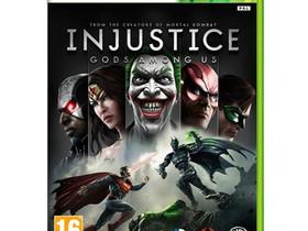 Injustice Gods Among Us Xbox 360, Pelikonsolit ja pelaaminen, Viihde-elektroniikka, Lahti, Tori.fi
