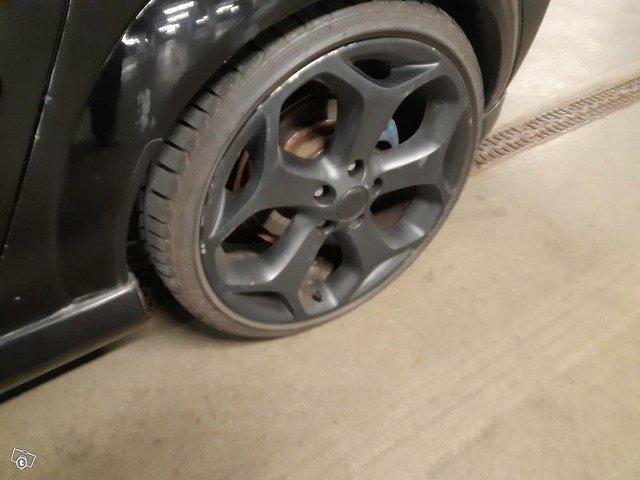 Opel Meriva 1.6 Turbo 180hv. Vm. 2007 9