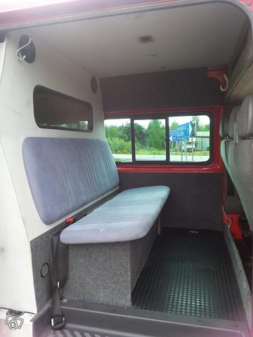 Ford transit TDI 125hv. 350l k-a, käsiraha 620, w 7