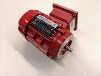 Sähkömoottori 0,12kW - 1310rpm -11mm