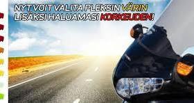 Secdem pleksit moottoripyöriin, Moottoripyörän varaosat ja tarvikkeet, Mototarvikkeet ja varaosat, Seinäjoki, Tori.fi
