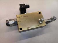 Magneettiventtiili 24V Q = 50L / min