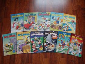 Aku ankat 2003,2004, Sarjakuvat, Kirjat ja lehdet, Vaasa, Tori.fi