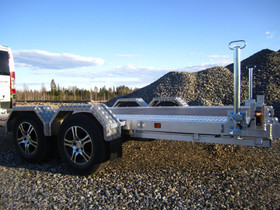 Autotraileri 2700kg Nurmijärvellä, Peräkärryt ja trailerit, Auton varaosat ja tarvikkeet, Nurmijärvi, Tori.fi