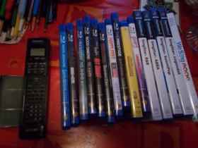 Playstation 2,panasonic,blu-ray disc,nintendo, Pelikonsolit ja pelaaminen, Viihde-elektroniikka, Tampere, Tori.fi