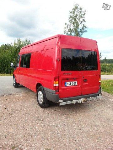 Ford transit TDI 125hv. 350l k-a, käsiraha 620, w 14
