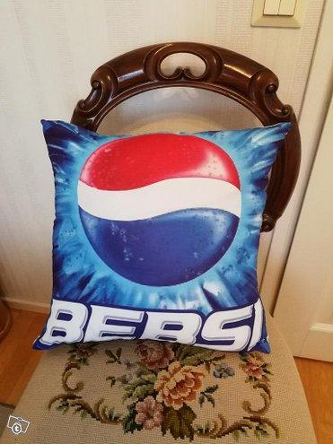 Pepsi Cola tyynynpäällinen