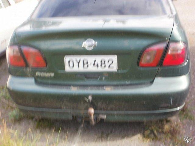 Nissan Primera 2.0 sedan Elegance-2000 6