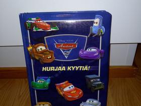 Autot 2 lastenkirja, Lastenkirjat, Kirjat ja lehdet, Turku, Tori.fi