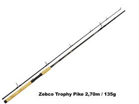 Zebco Trophy Pike 2,70m / 135g, Kelat, vavat ja onget, Metsästys ja kalastus, Oulu, Tori.fi