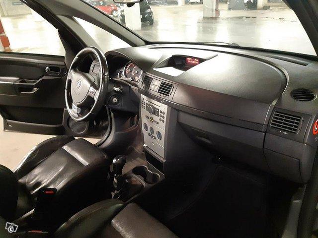 Opel Meriva 1.6 Turbo 180hv. Vm. 2007 14