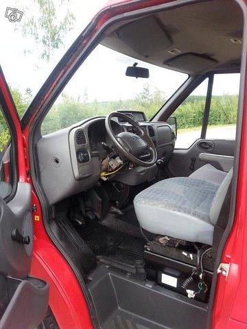 Ford transit TDI 125hv. 350l k-a, käsiraha 620, w 3