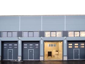 Uusi 54 (64) m2:n, 6,1 metriä korkea hallitila, Autotallit ja varastot, Tampere, Tori.fi
