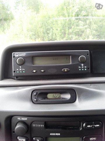 Ford transit TDI 125hv. 350l k-a, käsiraha 620, w 6