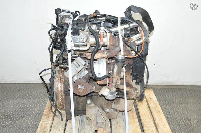 Nissan qashqai 2010 1.5dci 76kw k9k410