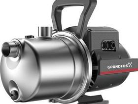 Puutarhapumppu Grundfos JP 4-47 1X230V 50HZ 1,5M, LVI ja putket, Rakennustarvikkeet ja työkalut, Imatra, Tori.fi