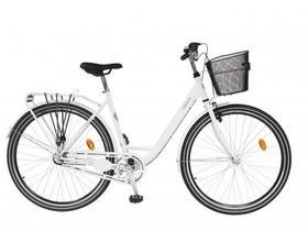 28' starlite elegant ls nexus 3 51cm valkoinen, Muut pyörät, Polkupyörät ja pyöräily, Harjavalta, Tori.fi