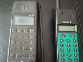 Vanhat matkapuhelimet, Puhelimet, Puhelimet ja tarvikkeet, Eura, Tori.fi
