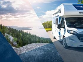 Touring Cars Large-matkailuauto 6:lle, Matkailuautot, Matkailuautot ja asuntovaunut, Vantaa, Tori.fi
