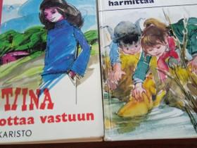Tiina kirjat, Lastenkirjat, Kirjat ja lehdet, Kaarina, Tori.fi