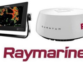 """Raymarine Axiom 9"""" monitoiminäytto + Quantum 18"""" W, Veneen varusteet ja varaosat, Venetarvikkeet ja veneily, Raisio, Tori.fi"""