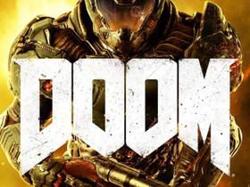 Doom PS4 Uusi, Pelikonsolit ja pelaaminen, Viihde-elektroniikka, Lahti, Tori.fi