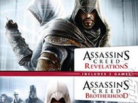 Assassins Creed Brotherhood & Revelations PS3, Pelikonsolit ja pelaaminen, Viihde-elektroniikka, Lahti, Tori.fi