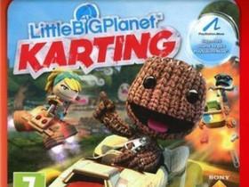 Little Big Planet Karting Essentials PS3, Pelikonsolit ja pelaaminen, Viihde-elektroniikka, Lahti, Tori.fi
