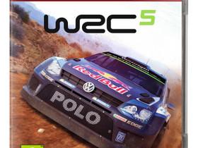 WRC 5 - World Rally Championship 5 PS3, Pelikonsolit ja pelaaminen, Viihde-elektroniikka, Lahti, Tori.fi