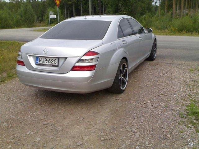 Mercedes-Benz s 350 4d automaatti, käsiraha 1410 7