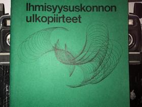 Väinö Lehtonen: Ihmisyysuskonnon Ulkopiirteet, Muut kirjat ja lehdet, Kirjat ja lehdet, Alavus, Tori.fi