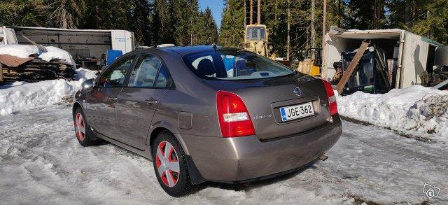 Nissan primera 2005vm 1.8