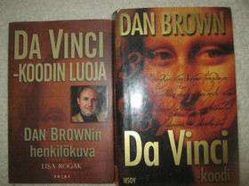 Dan Brown kaksi kirjaa, Imatra/posti, Kaunokirjallisuus, Kirjat ja lehdet, Imatra, Tori.fi