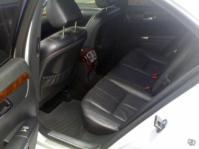 Mercedes-Benz s 350 4d automaatti, käsiraha 1410 9