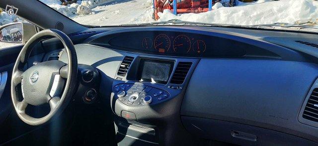 Nissan primera 2005vm 1.8 5