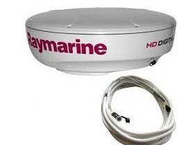 Raymarine RD424HD -4kW 24 Digit. kupuantenni +10m, Veneen varusteet ja varaosat, Venetarvikkeet ja veneily, Raisio, Tori.fi