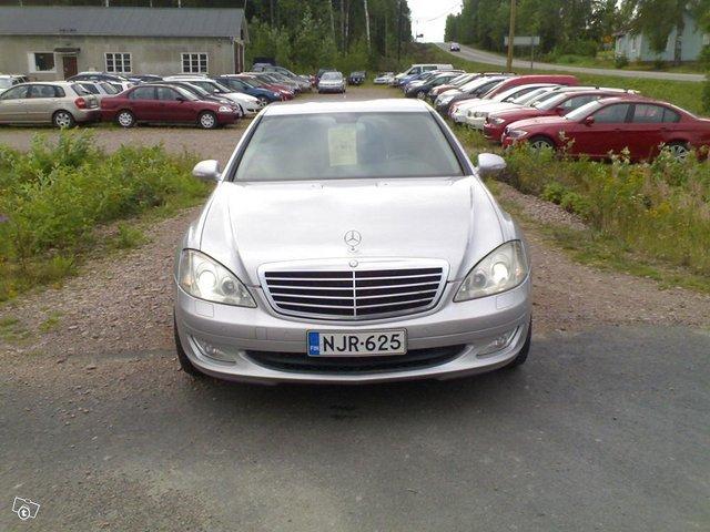 Mercedes-Benz s 350 4d automaatti, käsiraha 1410 10