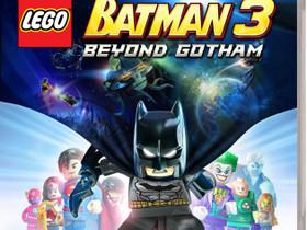 LEGO Batman 3: Beyond Gotham PS3, Pelikonsolit ja pelaaminen, Viihde-elektroniikka, Lahti, Tori.fi