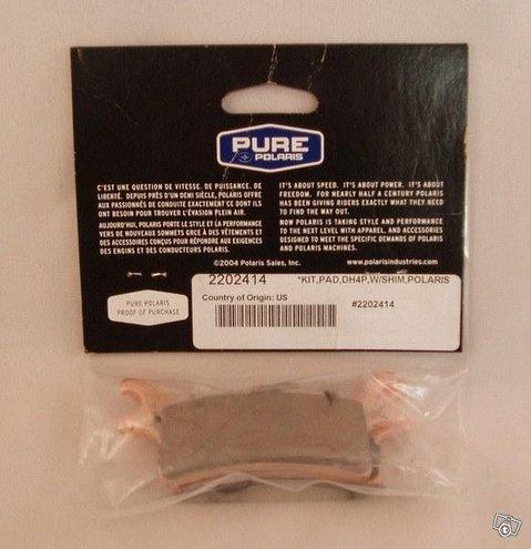 Polaris Engineered ™ -jarrupalat - 2202414