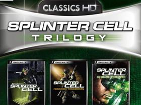 Tom Clancy's Splinter Cell Trilogy HD PS3, Pelikonsolit ja pelaaminen, Viihde-elektroniikka, Lahti, Tori.fi