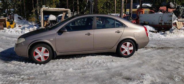Nissan primera 2005vm 1.8 6