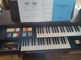 Hammond 123 xl, Pianot, urut ja koskettimet, Musiikki ja soittimet, Kotka, Tori.fi