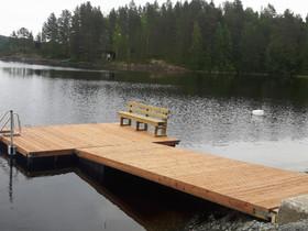 LAITURI / LAITURIT alk. 645, Muu rakentaminen ja remontointi, Rakennustarvikkeet ja työkalut, Juuka, Tori.fi