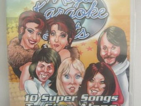 Mega Karaoke Hits vol. 6, uusi dvd, Imatra/posti, Musiikki CD, DVD ja äänitteet, Musiikki ja soittimet, Imatra, Tori.fi
